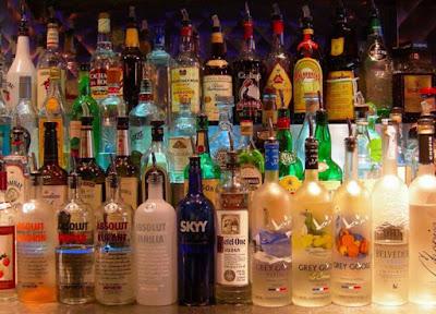 الكحوليات مع الكيتو دايت