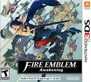 Rom Fire Emblem Awakening 3DS