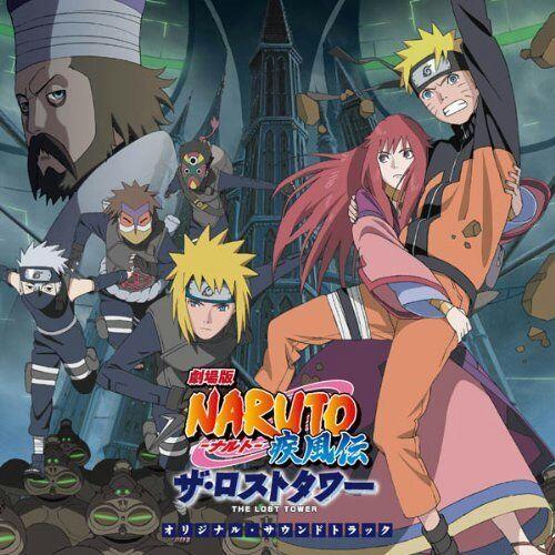 Naruto Shippuden: Las dos Torres(1/1) (397MB) (HDL) (Sub Español) (Mega)