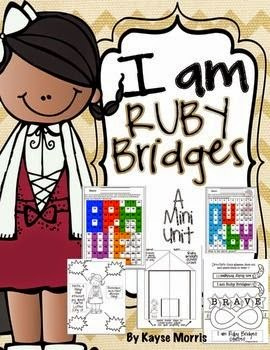 Ruby Bridges - Black History Month