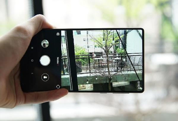 Xiaomi Mi Mix camera được nâng cấp