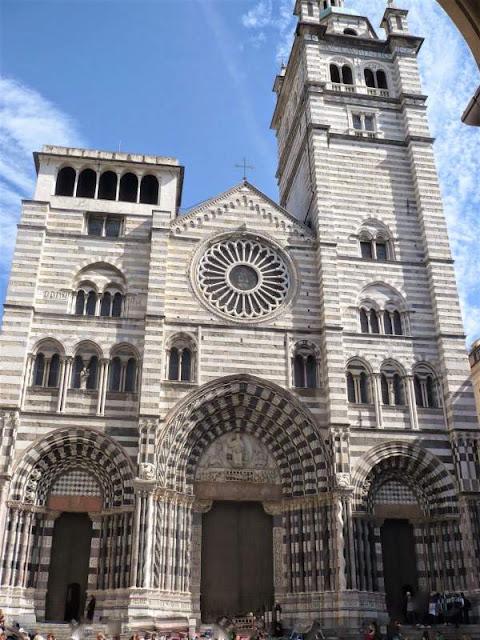 Cattedrale San lorenzo Genova