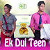 EK DUI TEEN Lyrics - Kokhon Tomar Ashbe Telephone | Papon
