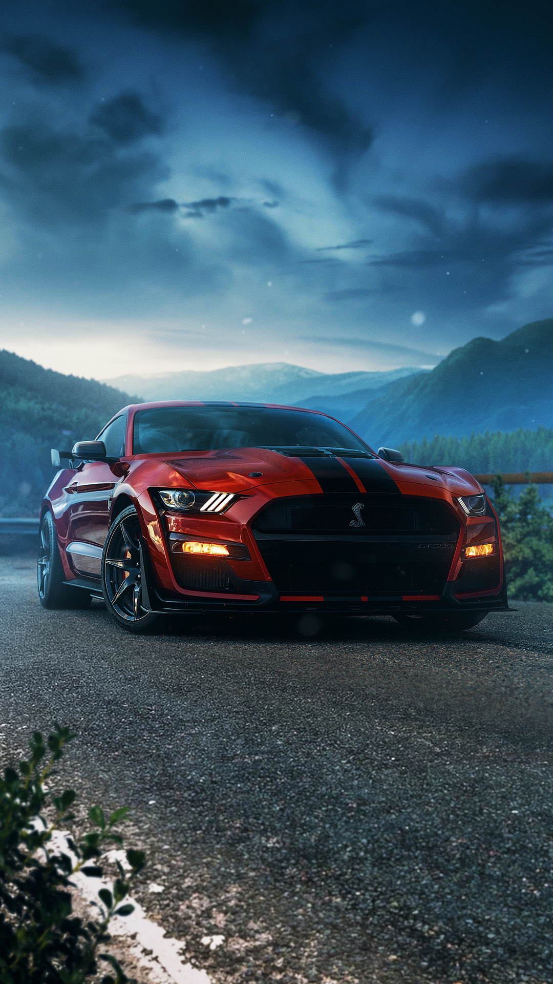 A quality selection of high resolution wallpapers featuring the most desirable cars in the world. Wallpaper Ford Mustang Gt Muscle Car 4k