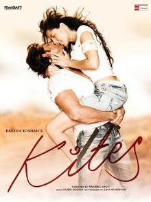 Kites is Hrithik Roshan 8th Highest Grossing film of his career list, Co-Actress Barbara Mori, Kangana Ranaut