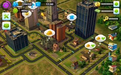 Screenshot: SimCity BuildIt Apk