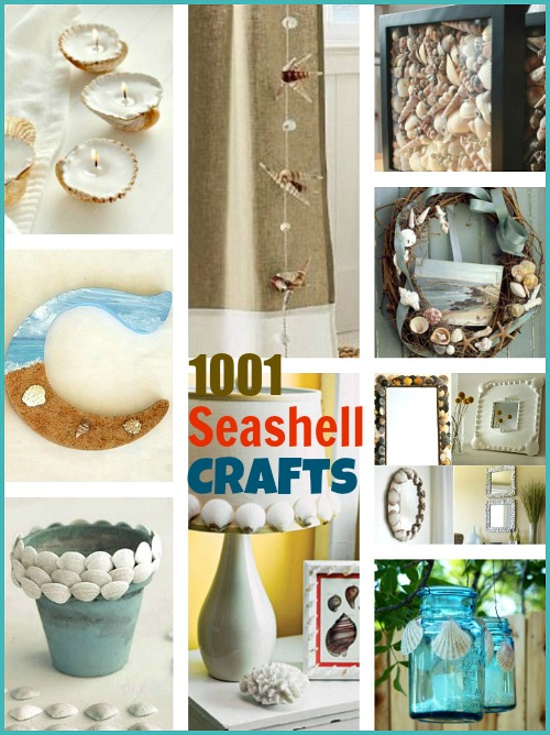 1001 Seashell Crafts Coastal Decor Ideas And Interior Design