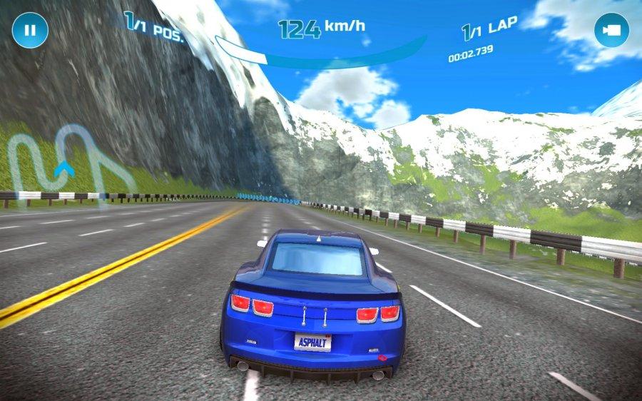 تحميل لعبة asphalt nitro للكمبيوتر