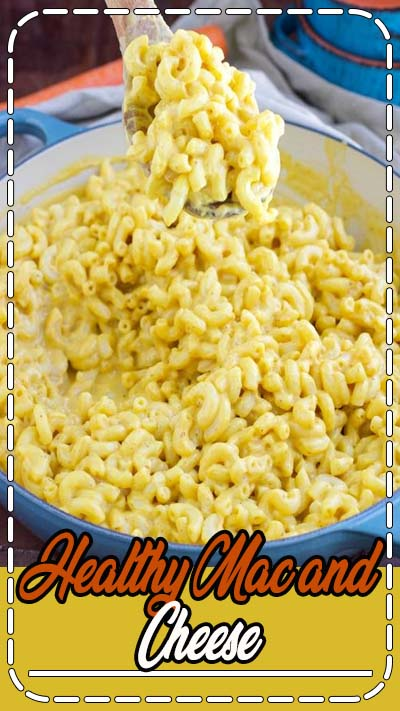 This creamy vegetable-based (NO butternut squash!) healthy and easy mac and cheese recipe is the last macaroni recipe you'll ever need, take it from a mac and cheese connoisseur! Kids will love it too, they won't be able to tell that the cheese sauce is cheese-free. Vegan + gluten-free + dairy-free