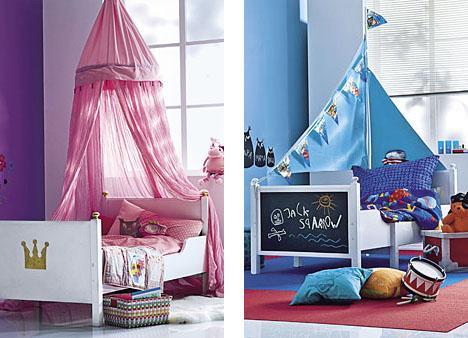 Habitaciones Infantiles De Ensueno Ideas Para Decorar Disenar Y - Habitaciones-de-ensueo