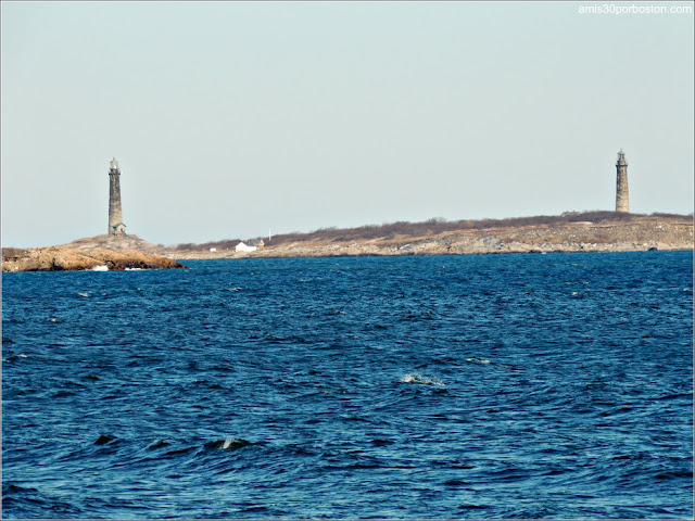 Thacher Island Twin Lights, Rockport