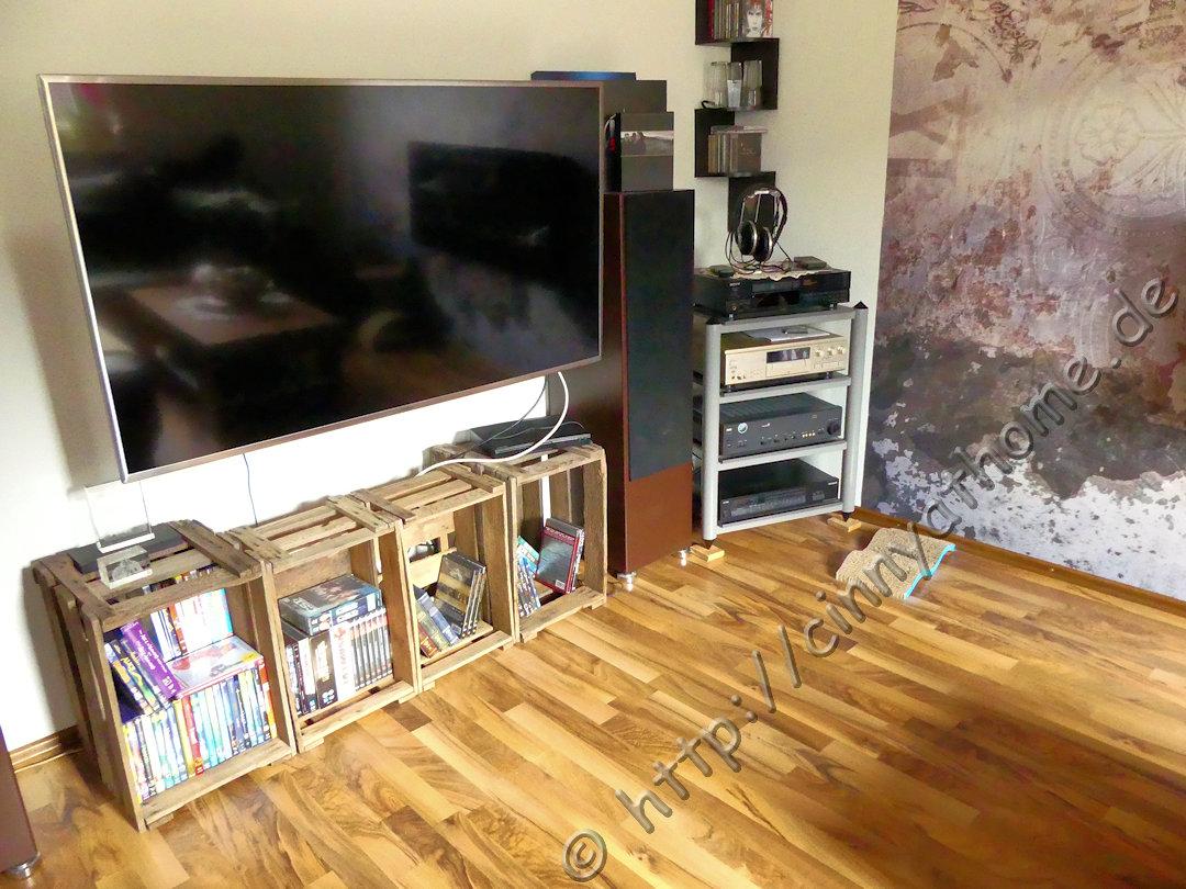 Cinny@Home: Mein Wohnzimmer ist endlich fertig renoviert! #Farbe ...