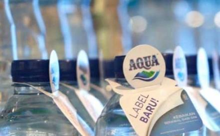 Label Baru Aqua