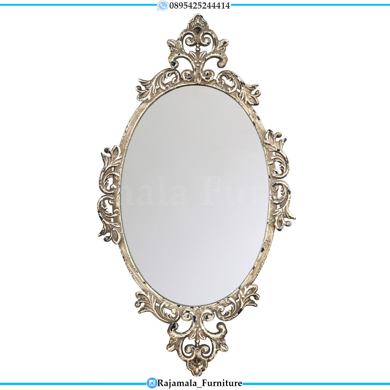 Cermin Hias Mewah Jepara Ukiran Classic Luxury Italiansky RM-0050