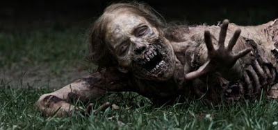 série The Walking Dead Zombies