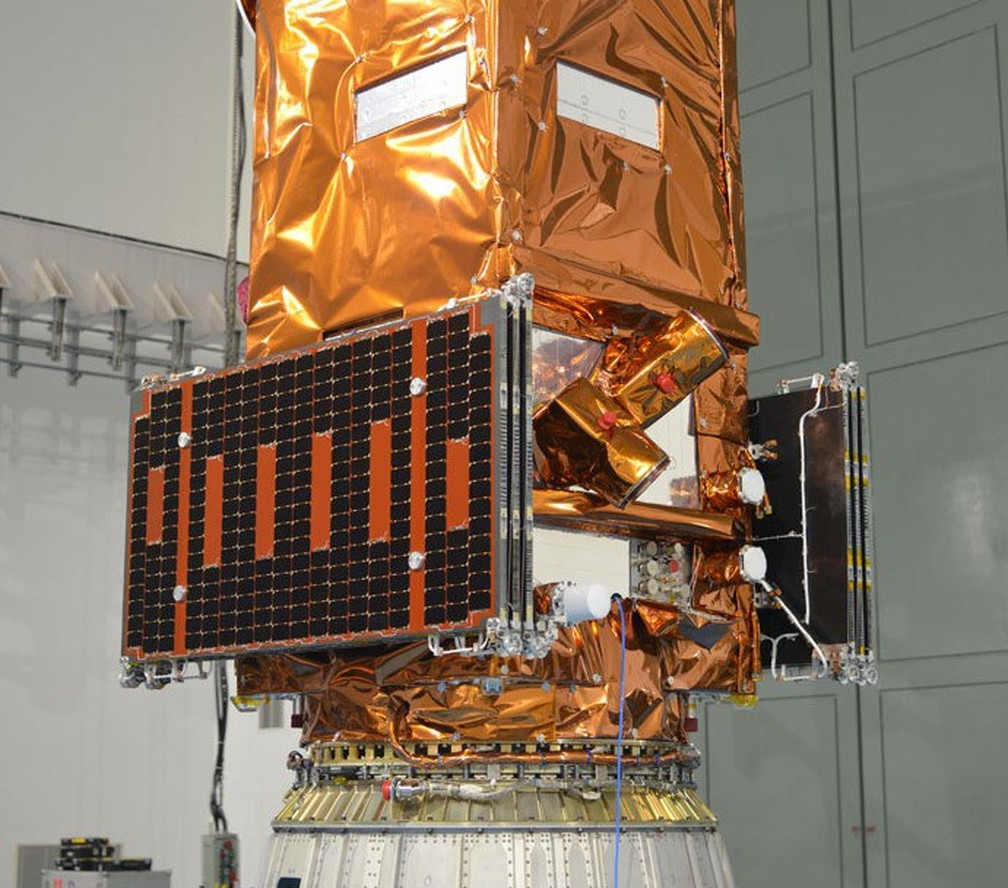 Primeiro satélite totalmente brasileiro será lançado na Índia