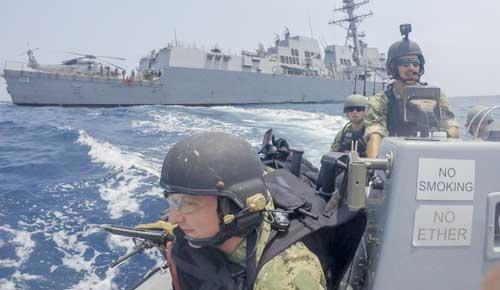 Jika Terjadi Perang Konvensional, Laut Natuna Utara Dibutuhkan AS untuk Lindungi Sekutunya