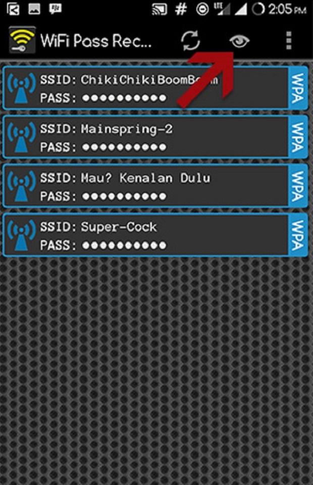 Ini Dia 2 Cara Ampuh Mengetahui Password WiFi di Android