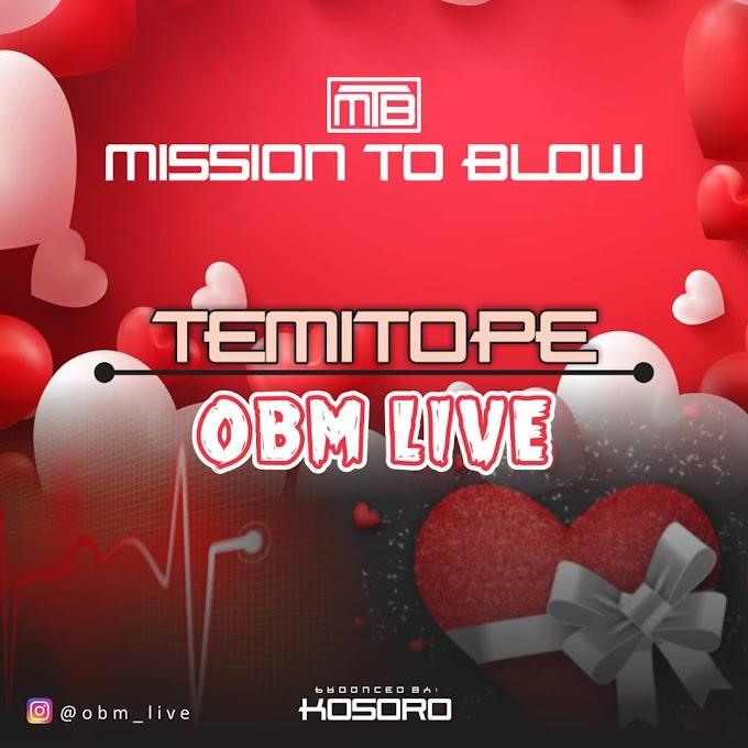 Music: Temitope - Obm Live