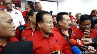 Waw Ketua PDIP Sebut : Jokowi Seperti Umar bin Khattab, Dekat dengan Rakyat