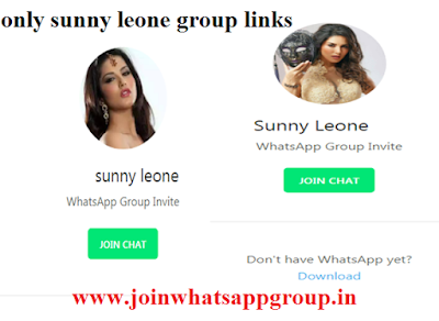 collection of only sunny leone group
