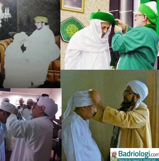 ijazah sanad pakaian sunnah imamah