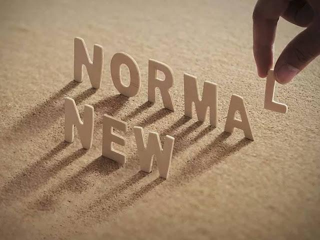 New Normal itu apa? Simak Penjelasan Singkatnya
