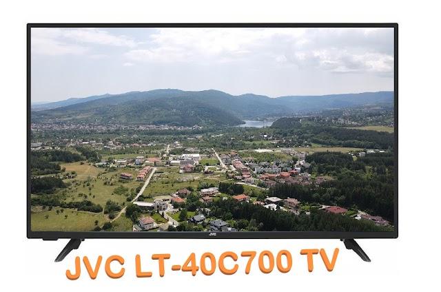 JVC LT-40C700 TV