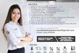 Lowongan Kerja Pandawa Led Indonesia