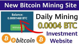 hourlyex New bitcoin cloud mining site 2020,Best bitcoin earning site