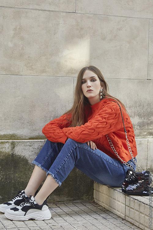 MODA CASUAL CHIC OTOÑO INVIERNO 2019: Looks tendencia de moda invierno 2019.