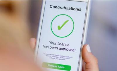 Pengajuan Pinjaman Online Disetujui