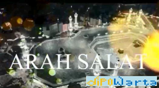 Mengungkap Arah Shalat merupakan episode ke-22 dari serial Konspirasi Bumi Datar