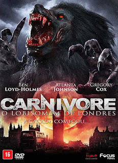 Carnivore: O Lobisomem de Londres - HDRip Dual Áudio