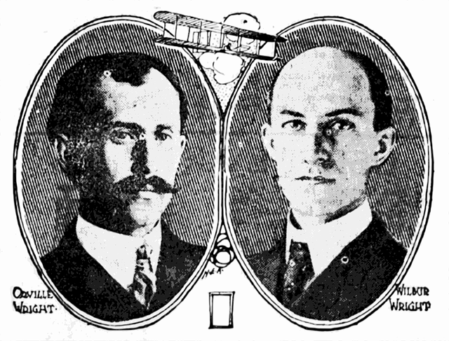 कहानी Wright brothers की .
