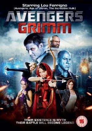 Las Vengadoras de Grimm DVDRip Latino