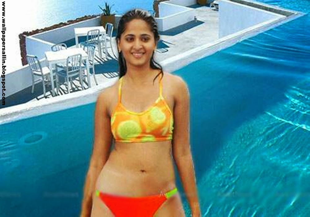 Happy Birthday Animated Wallpaper Wallpaper Gallery Anushka Shetty In Bikini