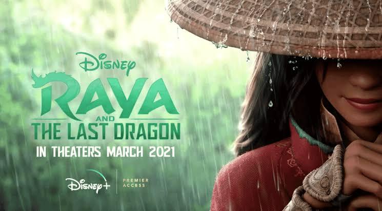 Raya and the Last Dragon(2021) WEBDL Subtitle Indonesia