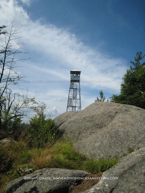 Easy Short Old Forge Hikes Bald (Rondaxe) Mountain (Eagle Bay NY)