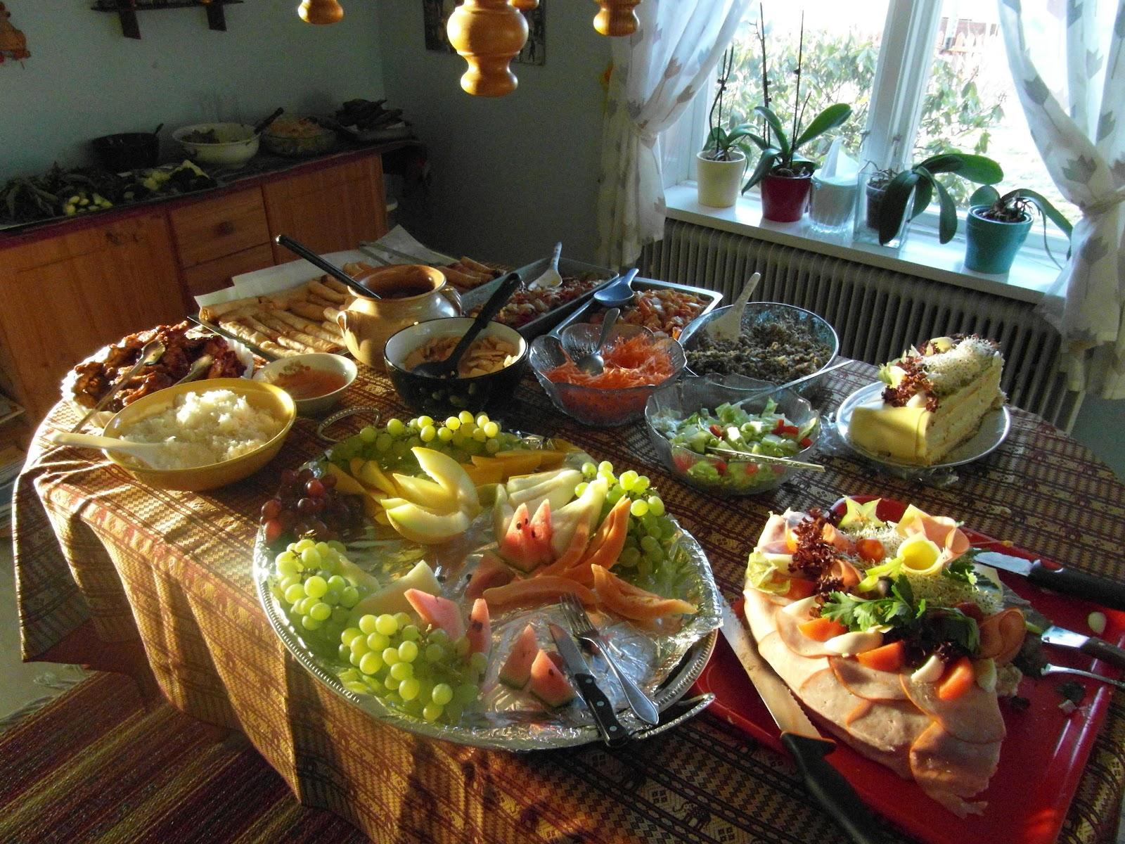 50 års middag recept Genom mitt fönster: 50 års fest 50 års middag recept