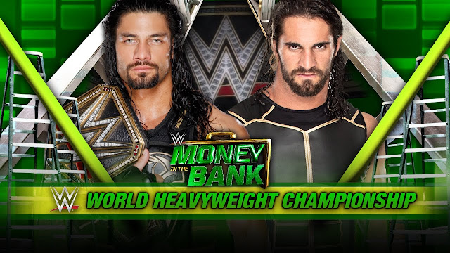 WWE Money In The Bank 2016 Results, Highlights, Roman Reigns V Seth Rollins