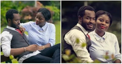 OC Ukeje and wife