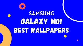 Top 20 Samsung Galaxy M01 Wallpapers