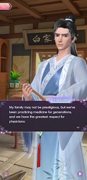 Xu Xian expresses his respect for Suzhen