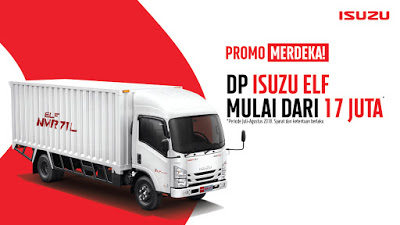 ISUZU ELF NMR 71 DP MURAH