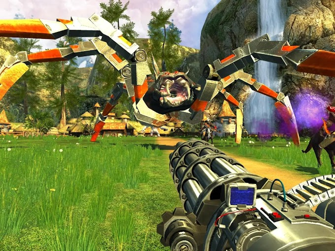 Serious Sam 2 gets a big update 15 years after game