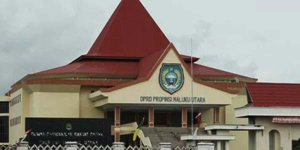 Kantor DPRD Maluku Utara