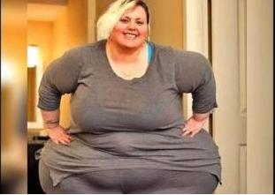 world fattest woman