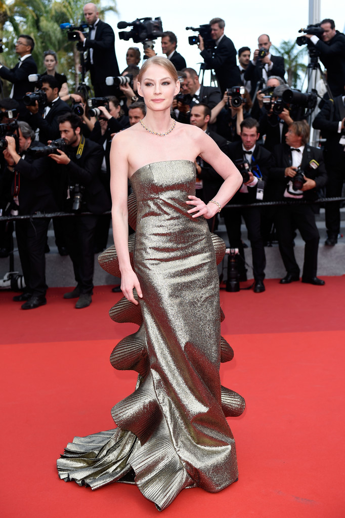 WHO WORE WHAT?.....Cannes Film Festival: Days 7-9 Top 10 Best ...