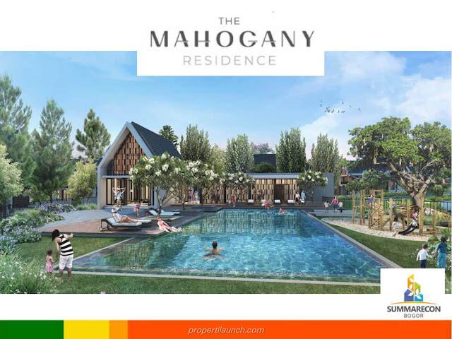Club House Mahogany Residence